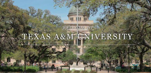 Texas A&M University scholarships List