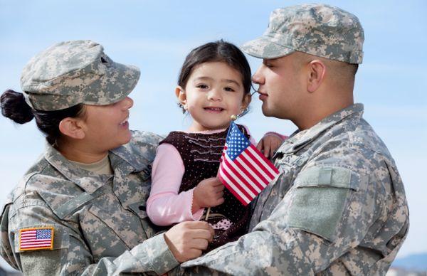 Top Scholarships for Children of Veterans