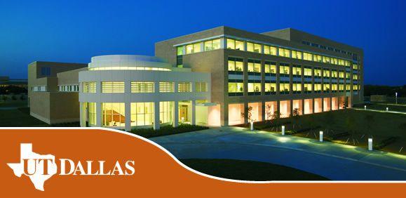 Top University of Texas at Dallas Scholarship