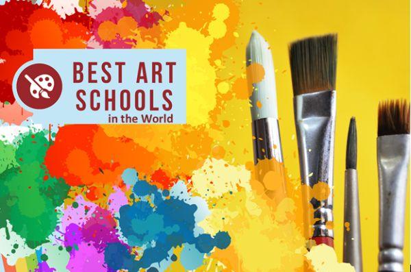 Best Art Schools in the World