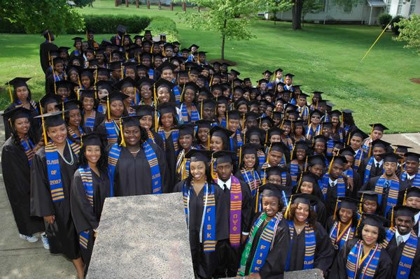 Historically Black Colleges and Universities in the U.S.