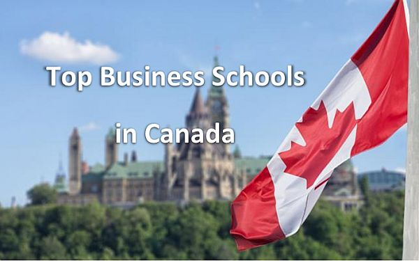 Top Business Schools in Canada