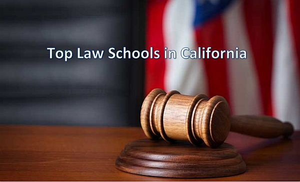 Top Law Schools in California