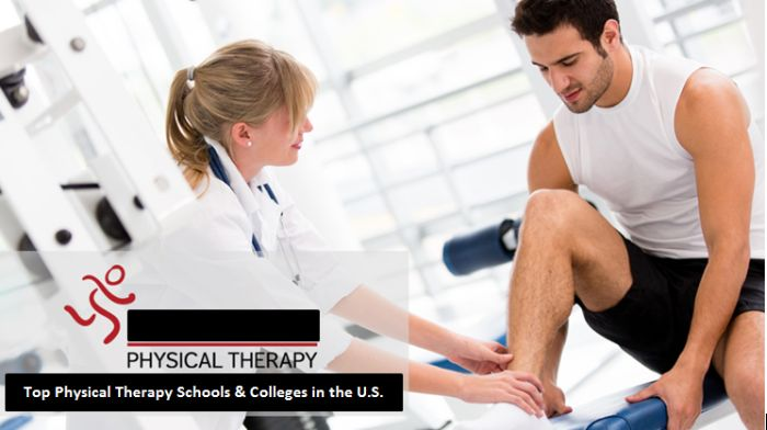 Top Physical Therapy Schools and Colleges in the U.S.