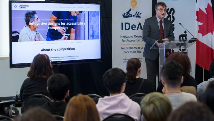 Innovative Designs for Accessibility Competition In Canada