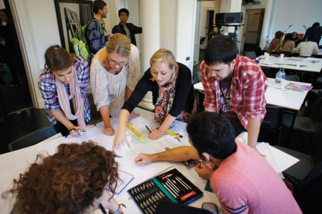 Top Colleges for Interior Designing in the World