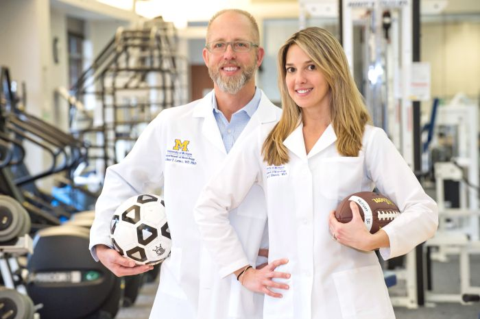 Top Colleges to Study Sports Medicine in the U.S.