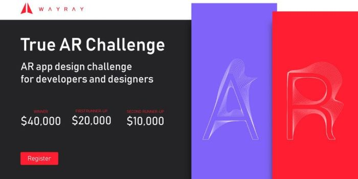 AR APP DesignChallenge forDevelopersandDesigners