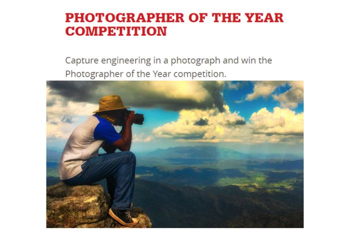 IME Photographer of the Year Competition
