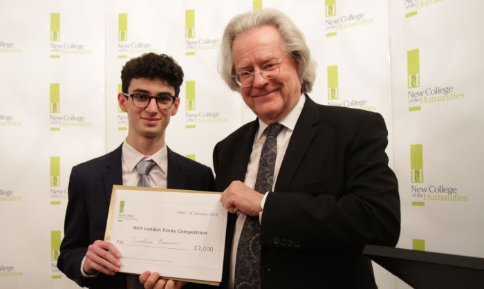 New College of the Humanities Global Essay Competition