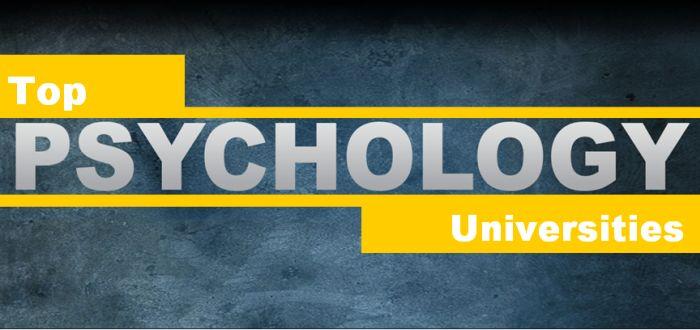 Top Psychology Universities in the U.S.