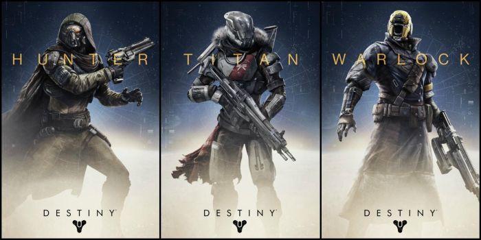 Best Destiny Classes: Hunter, Titan, and Warlock