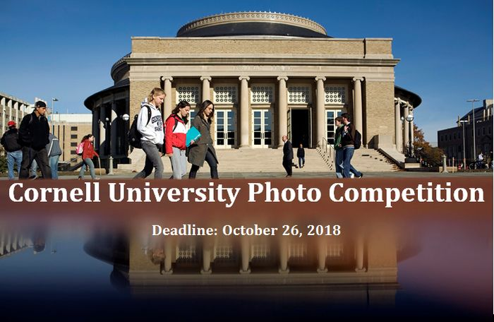 Cornell University Photo Competition