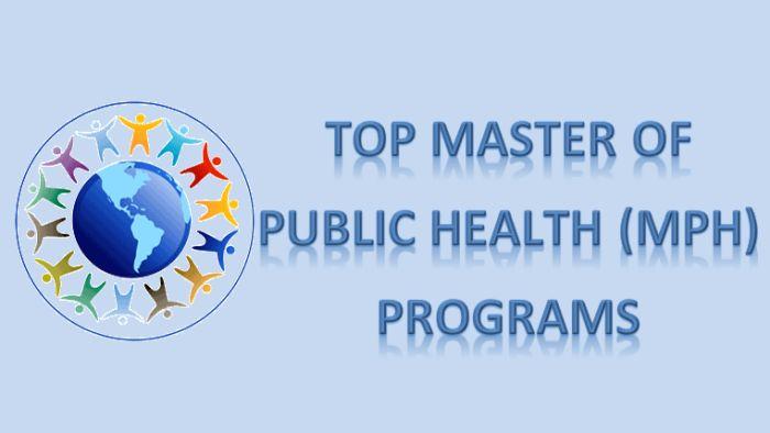 Top Master of Public Health (MPH) Programs