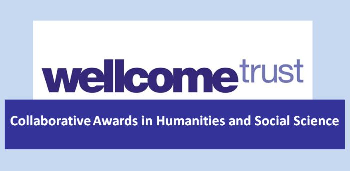 Wellcome Trust Collaborative Awards in Humanities and Social Science