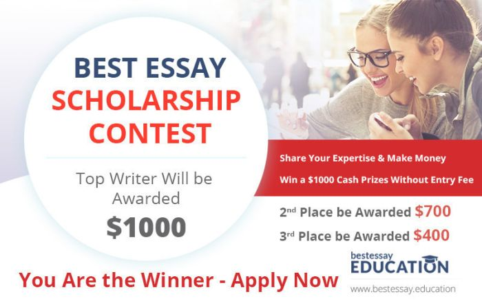 Bourdon Defence Scholarship Essay Contest