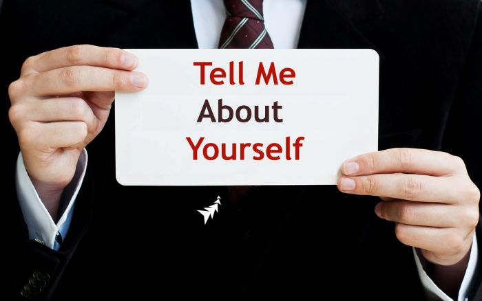 """How to Answer """"Tell Me About Yourself"""""""