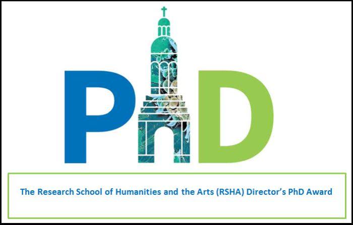 RSHA Director's PhD Award