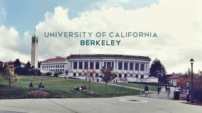 Top Majors of University of California Berkeley