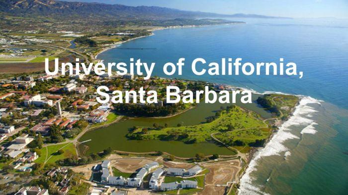 University of California, Santa Barbara Acceptance Rate
