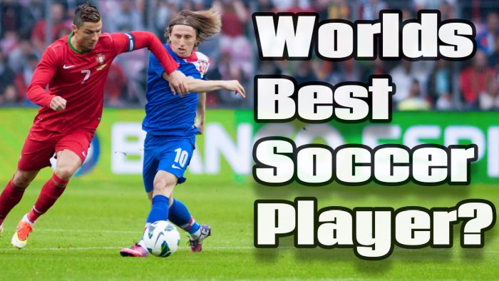 Who is the Best Soccer Player in the World