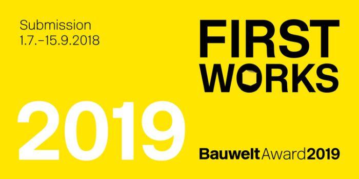 Bauwelt International Award 2019