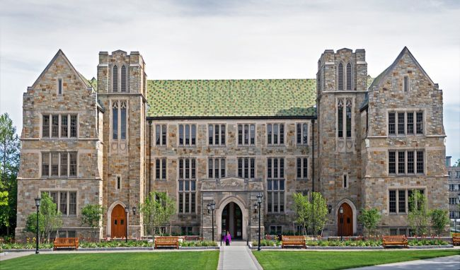 Best Business Colleges in Massachusetts