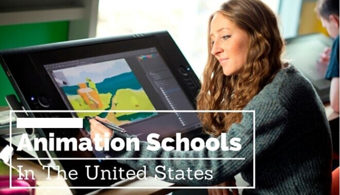 Best Schools for Animation 2018-19