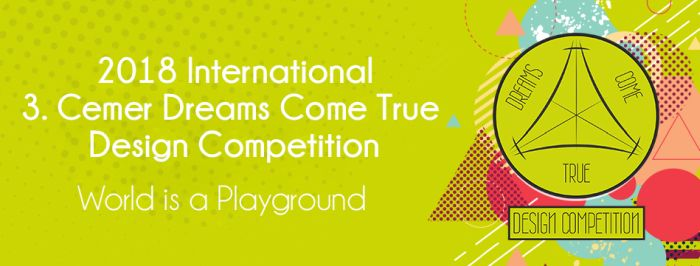 Cemer Dreams Come True Design Competition 2018