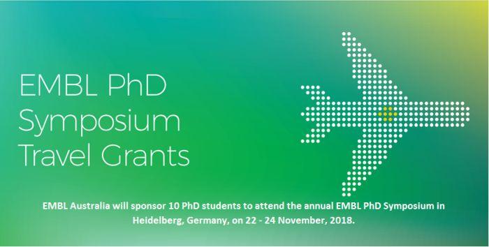 EMBL PhD Symposium Grants