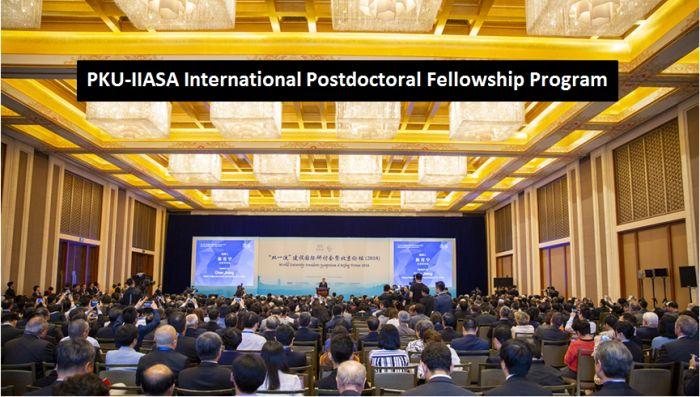 PKU-IIASA International Postdoctoral Fellowship Program
