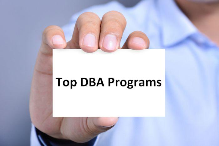 Top DBA Programs