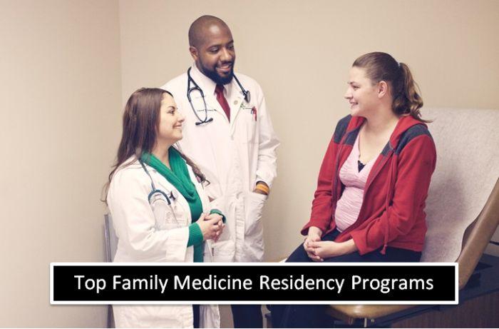 Top Family Medicine Residency Programs