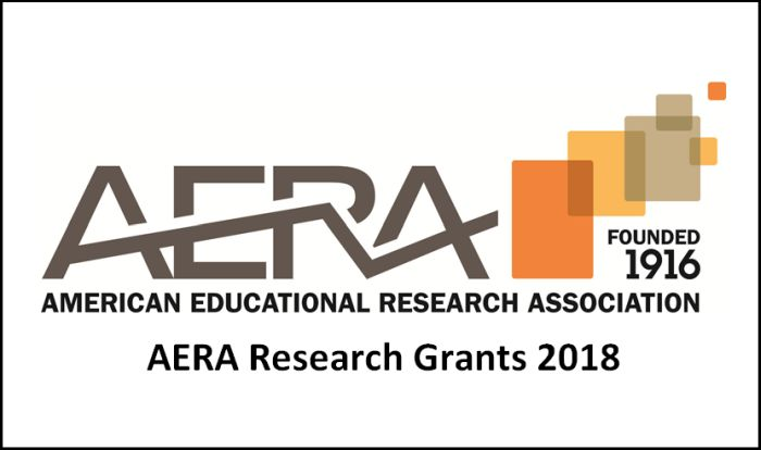 American Educational Research Association Research Grants