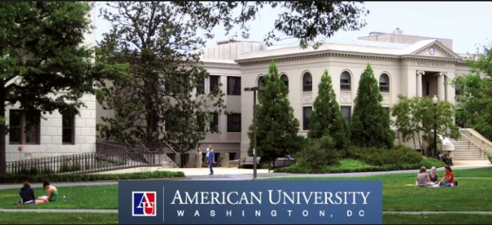 American University Acceptance Rate