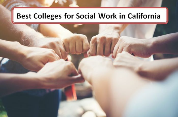 Best Colleges for Social Work in California