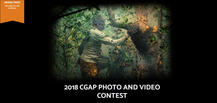 CGAP Photo And Video Contest 2018