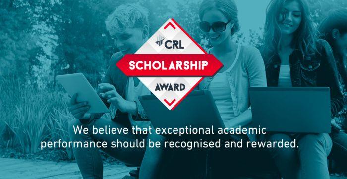 CRL Scholarship Award 2018