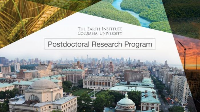 Earth Institute Postdoctoral Fellowship Research Program