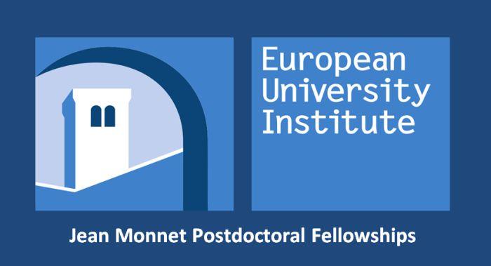 Jean Monnet Postdoctoral Fellowships