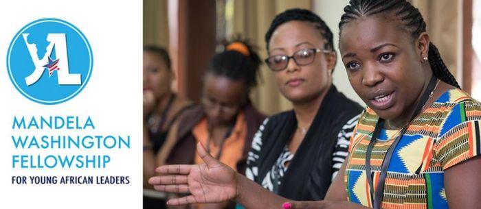 Mandela Washington Fellowship 2019