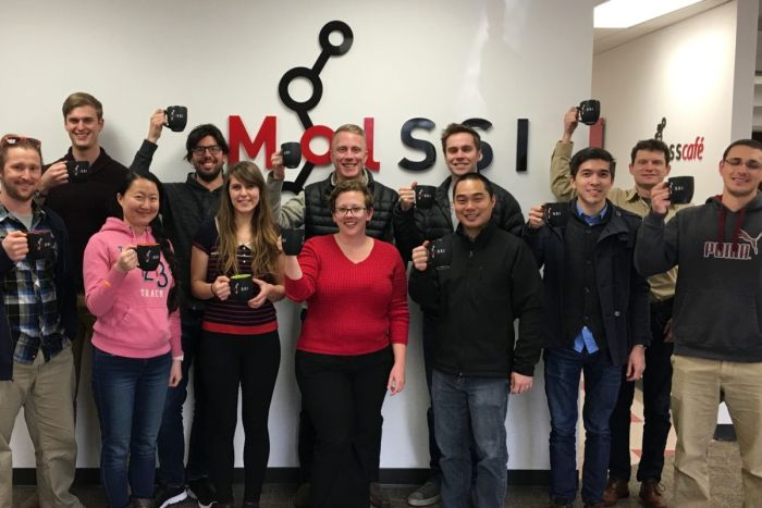 MolSSI Software Fellowship Competition