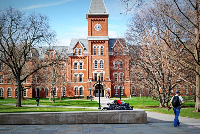 Ohio State University Acceptance Rate