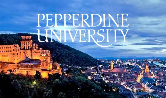 Pepperdine University Acceptance Rate 2018-2019