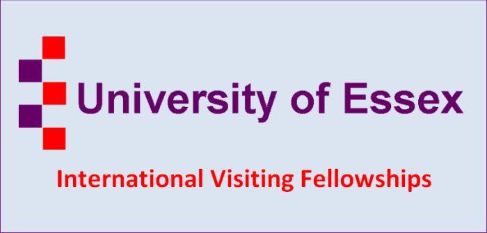 University of Essex International Visiting Fellowships