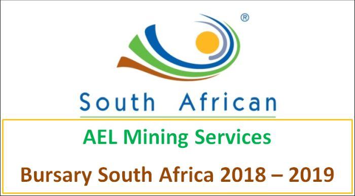 AEL Mining Services Bursary South Africa2018 – 2019
