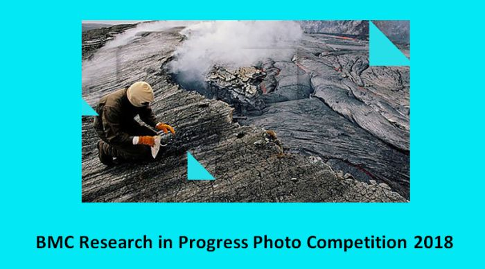 BMC Research in Progress Photo Competition 2018