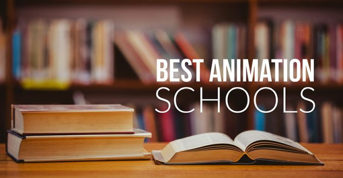 Best Animation Schools in Texas 2018-19