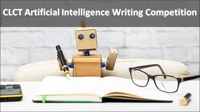 CLCT Artificial Intelligence Writing Competition