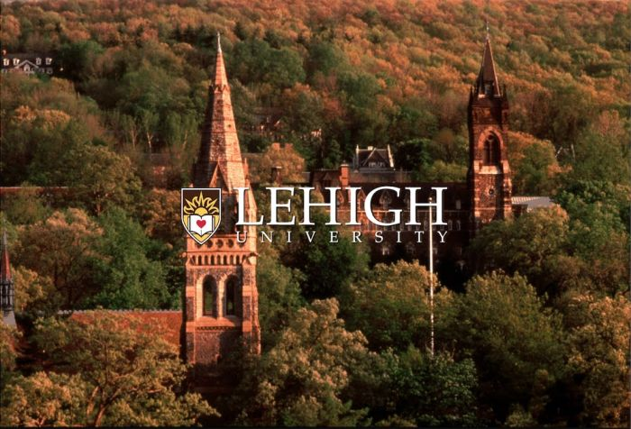 Lehigh University Acceptance Rate